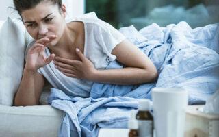 Ложный круп: симптомы и лечение
