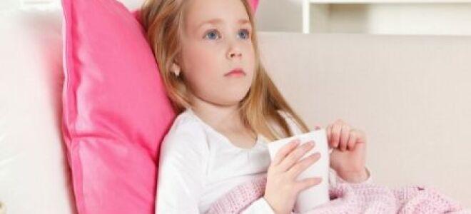 Скарлатина: основные симптомы и лечение у детей