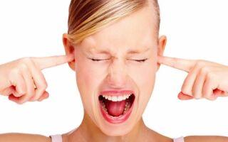 Средний отит ушей: причины заболевания и методы лечения