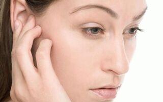 Болевые ощущения за ухом: основные причины, что делать и как лечить