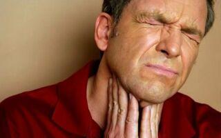 Основные симптомы и методы лечения ангины у взрослых