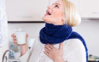 Лекарственные средства для лечения боли в горле