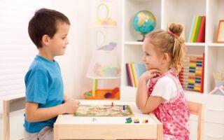 Развитие фонематического восприятия у ребенка