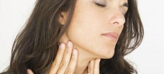 Причины возникновения кома в горле