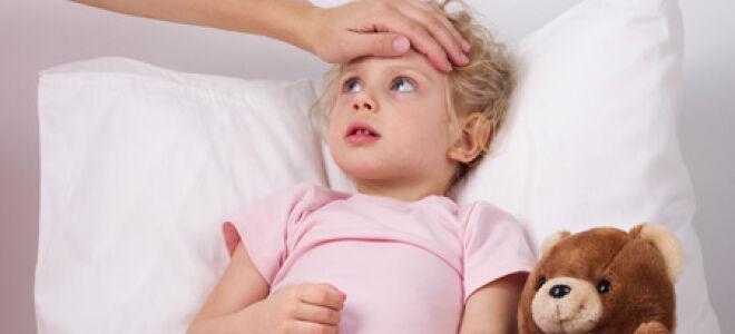 Почему развивается и как проявляется ларинготрахеит у детей