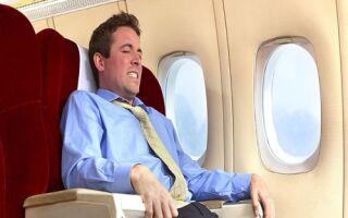 Что делать при заложенности ушей в самолете или после полета