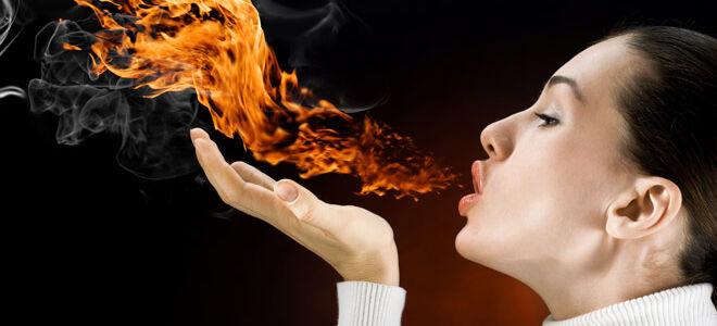 Почему возникает изжога в горле?