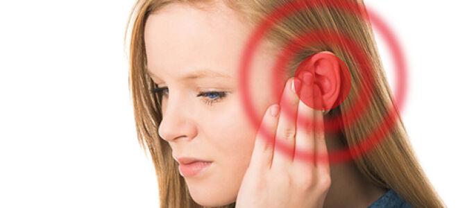 Ощущение писка в области уха
