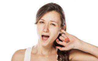 Причины и лечение ушного зуда