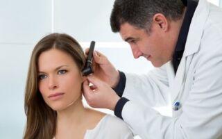 Причины и лечение уха при воспалении