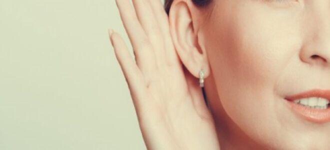 Отосклероз ушной полости и его особенности