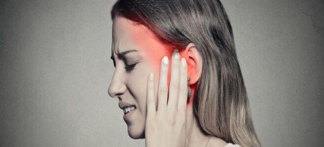 Провоцирующие факторы заложенности уха с болью или без нее