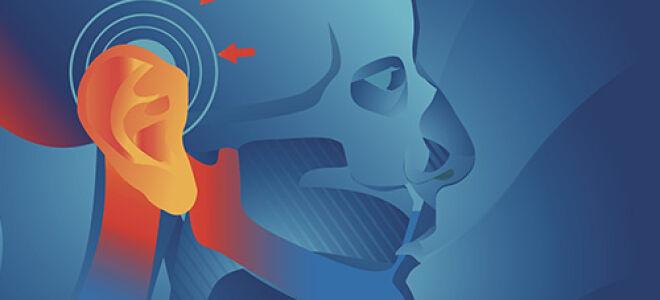 Возникновение шишки за областью уха: причинные факторы и терапия