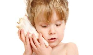 Нарушение слуха у детей
