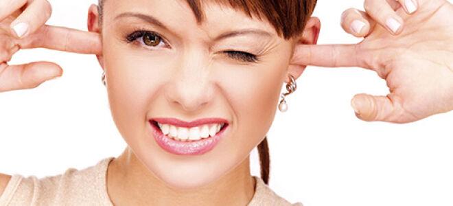Шум и заложенность в ушах: от чего возникает и как лечится