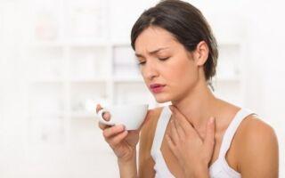 Почему болит горло и больно глотать?