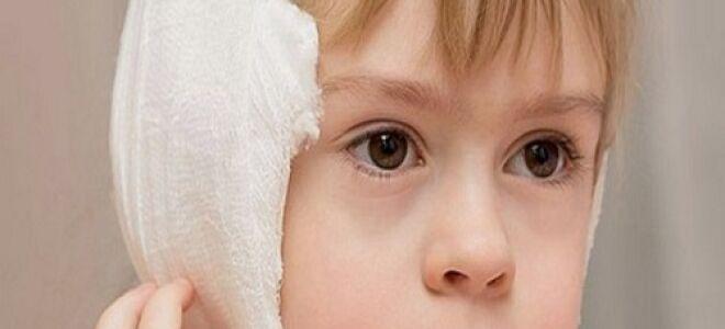 Особенности прогревания уха в домашних условиях