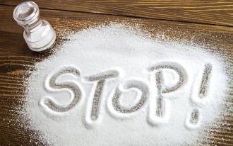 исключение соли из питания