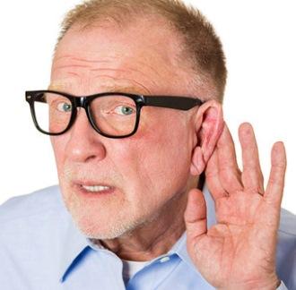 снижение слуха у взрослых
