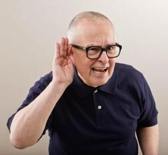 снижение слуха при тугоухости