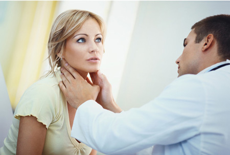 Боль в миндалинах