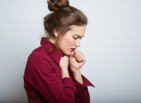 Давящее нарушение глотательной функции