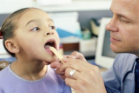 Диагностика аденоидов у детей