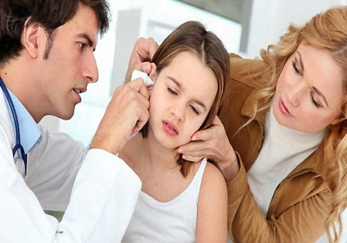 Диагностика ушной боли
