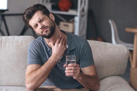 Домашнее лечение ларингита