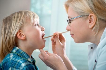 Хронически воспаленные аденоиды у детей