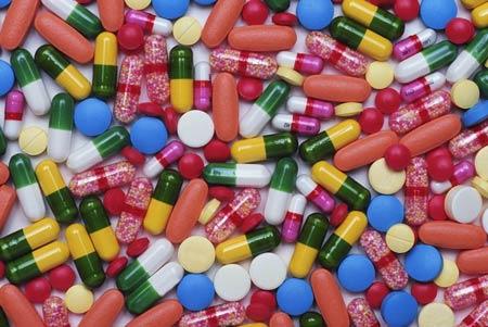 Использование медикаментозных препаратов