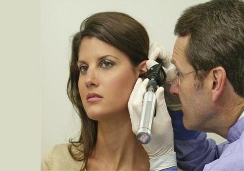 Лечение среднего отита среднего уха