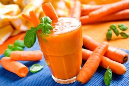Мед с морковью