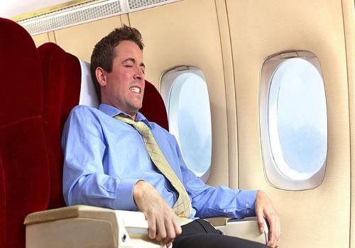 Неудобства во время полета