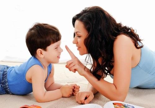 Обучение малыша