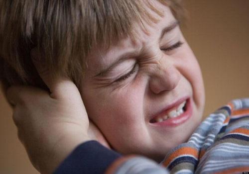Осложнение отита у детей