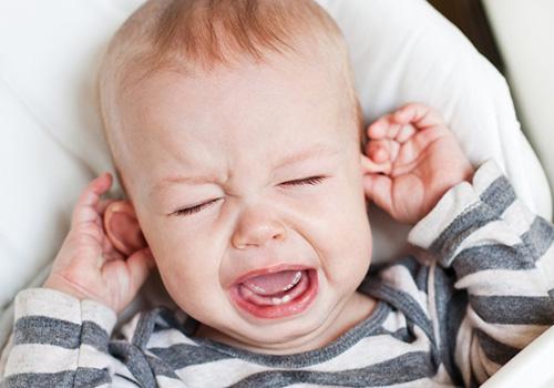 Боль у ребенка
