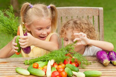 повышение иммунитета ребенка