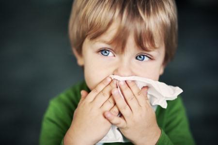 Причины аденоидов у детей