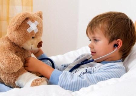 Причины возникновения у детей