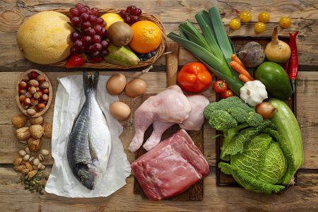 Применение диеты