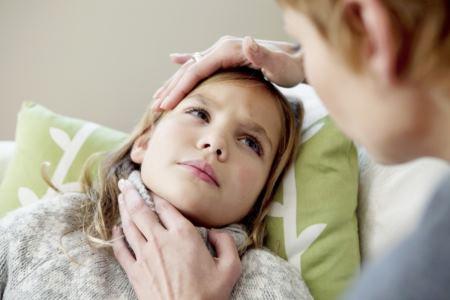 Признаки ларингита у детей