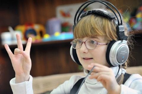 Реабилитация детей с нарушением слуха