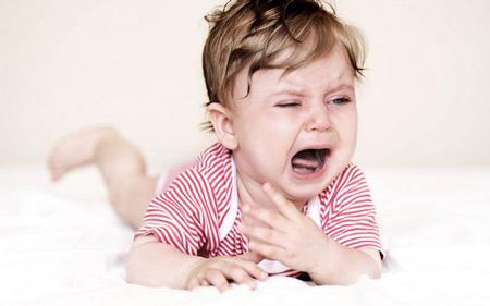 Ребенку сложно дышать