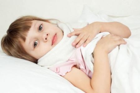 Симптомы герпангины