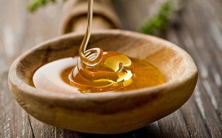 Сок алоэ и мед