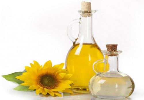 Спирт и подсолнечное масло