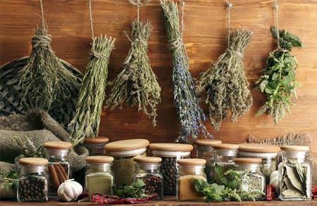 Травы от фарингита