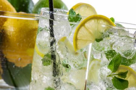 Употребление холодных напитков