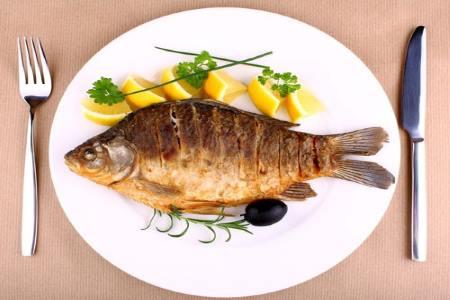 Употребление в пищу рыбных блюд